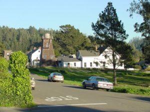 Fort Bragg community street