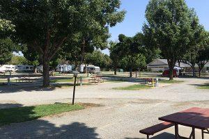 picnic area Red Bluff
