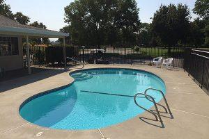 pool Red Bluff